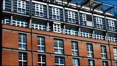 Hamburg`s windows