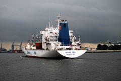Hamburgwetter...