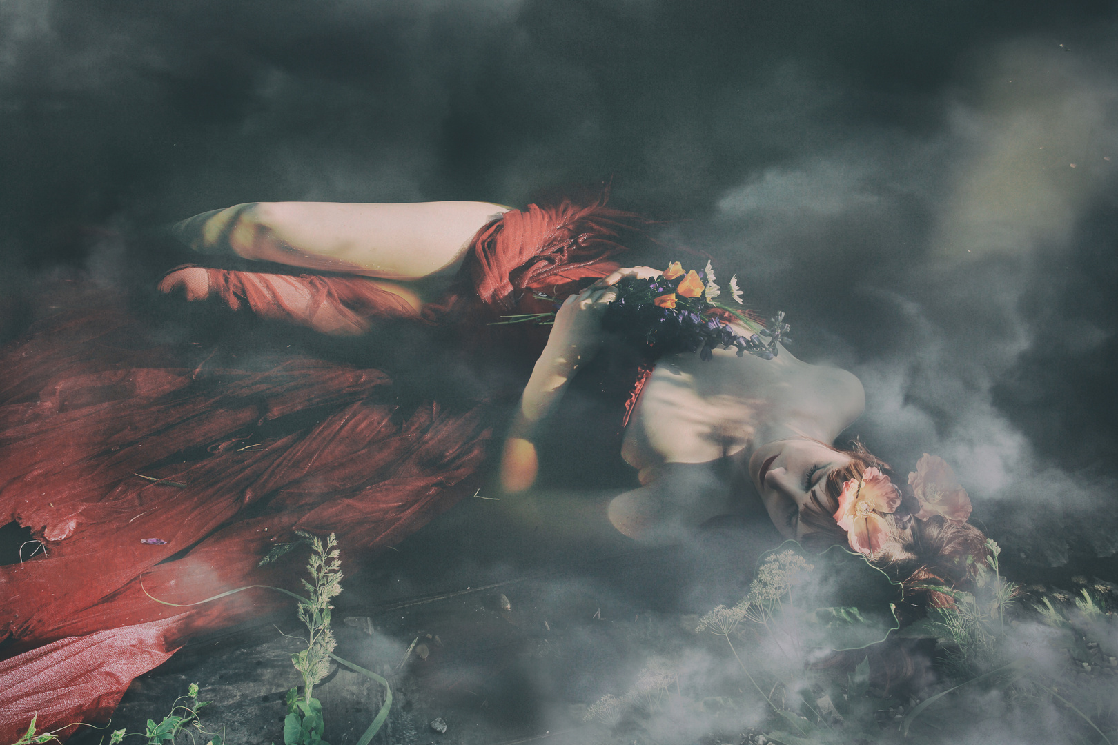 Hamlet´s Ophelia | Metamorphis | St. Deniz