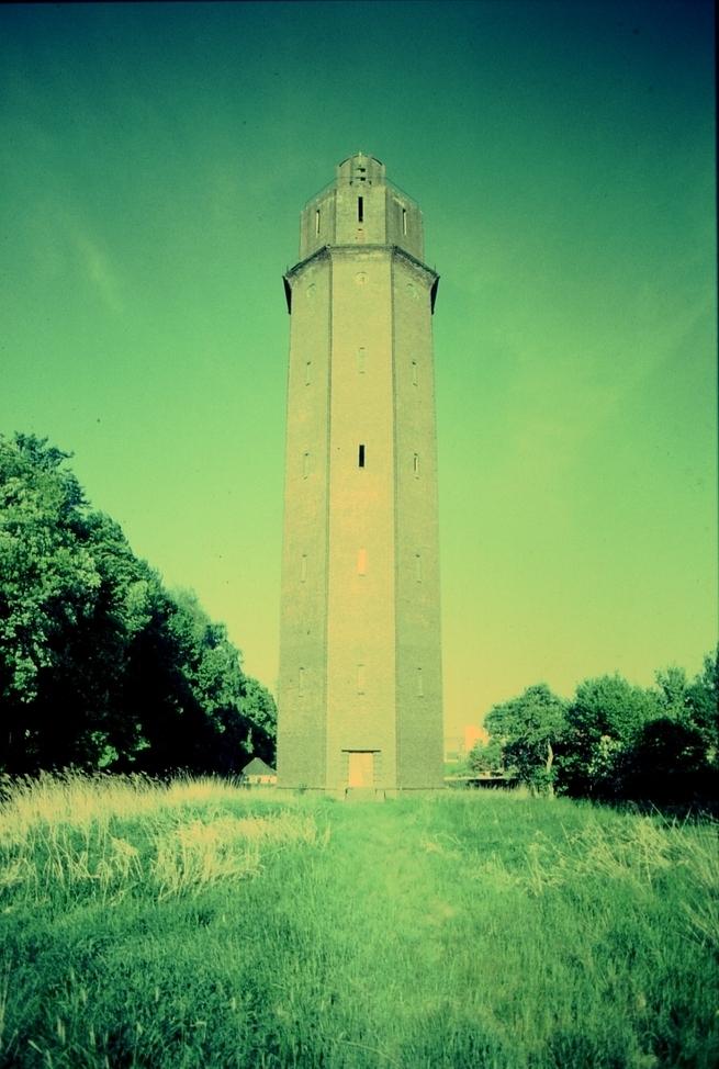 Hammelwarder Wasserturm in Brake/utw
