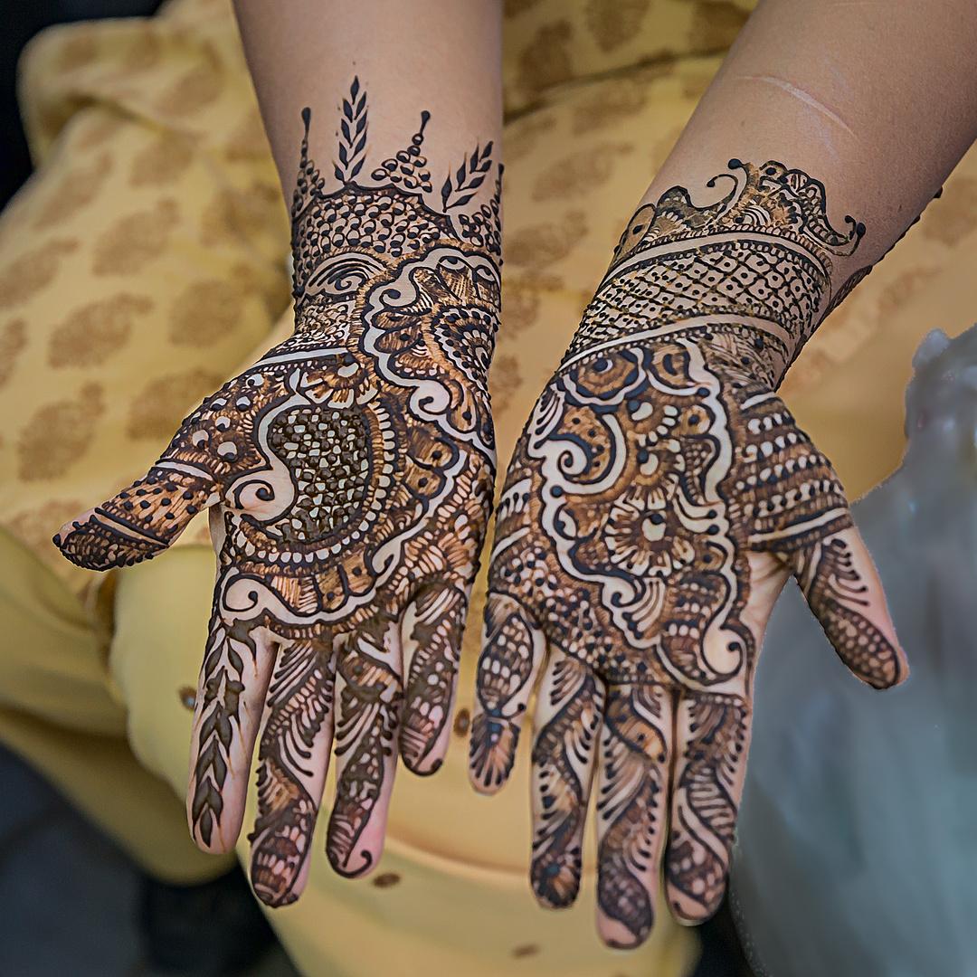 Hand Tattoo Foto Bild Asia India Streetfotografie Bilder Auf