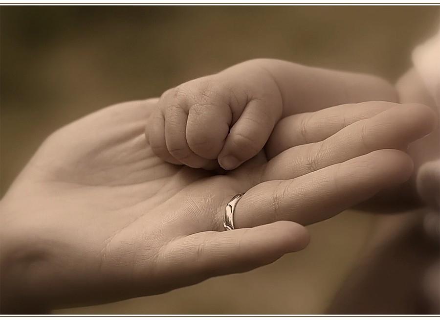 Hand und Händchen II