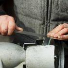 Handarbeit - Der Messerschleifer I