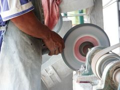 Handarbeit in Mexico