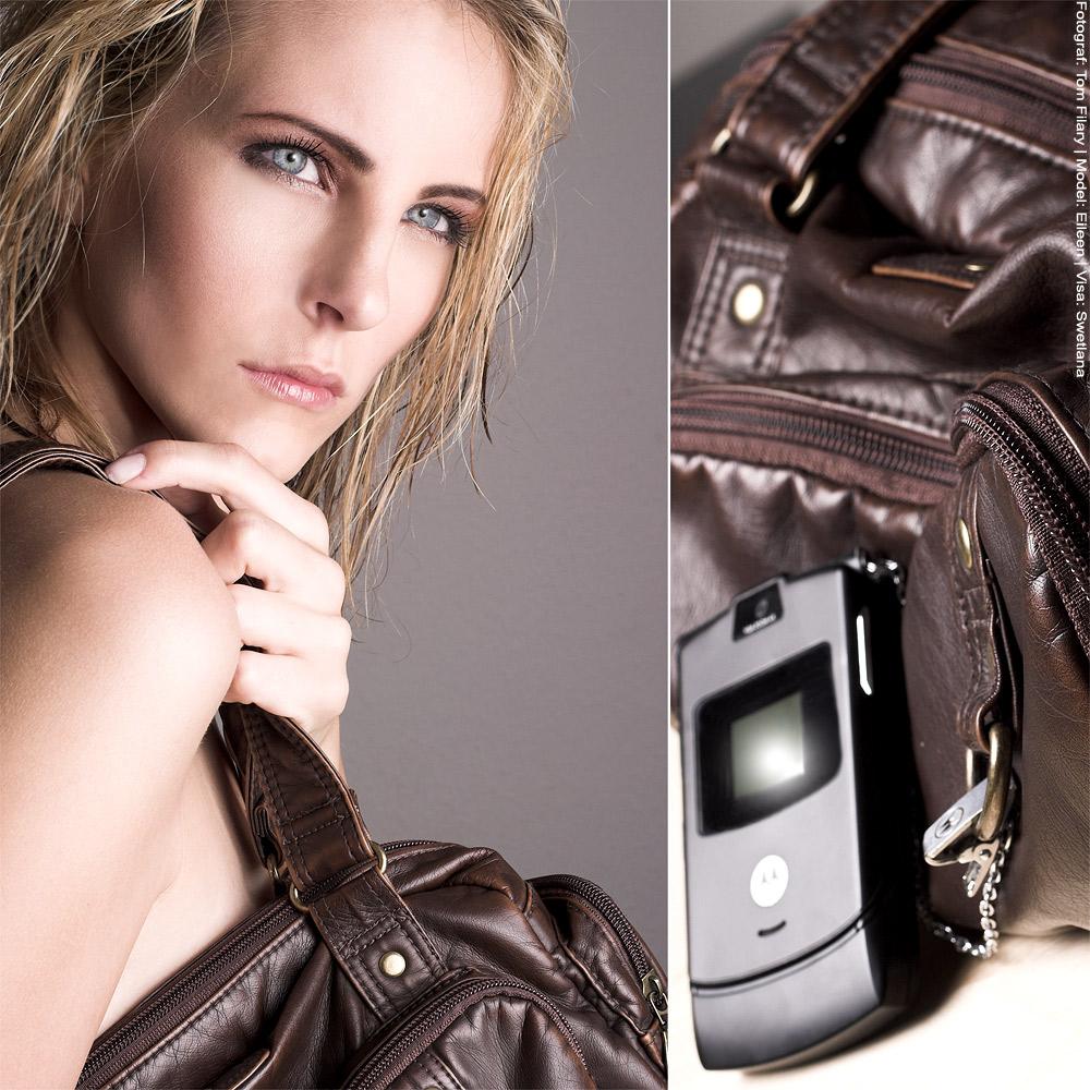 * handbag *