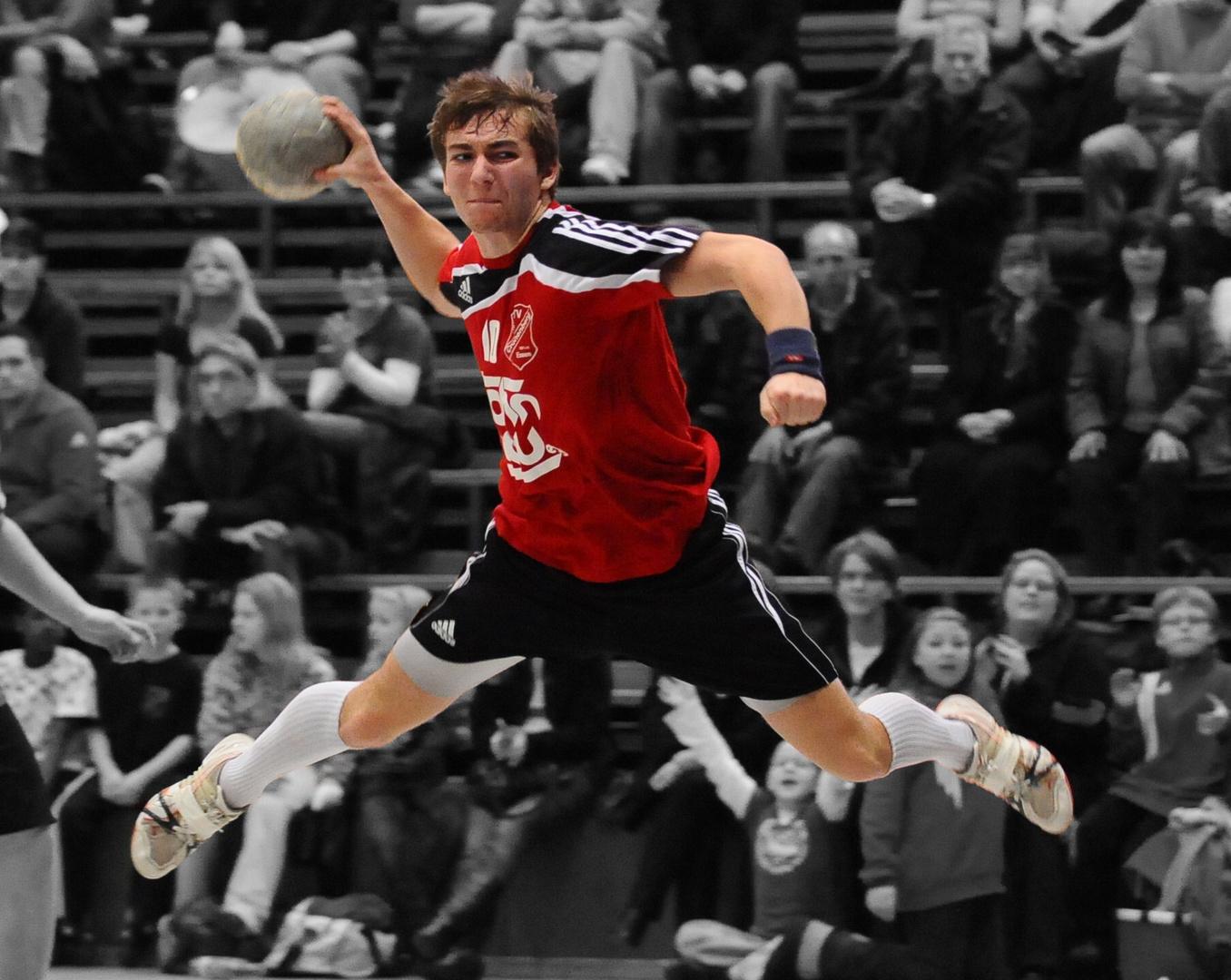 Handball kann sooo schön sein... Bearbeitet !