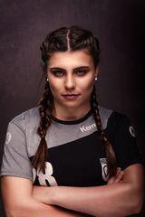 Handball von seiner schönsten Seite - Giuliana
