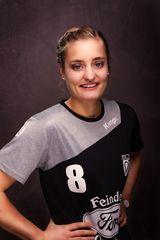 Handball von seiner schönsten Seite - Leonie