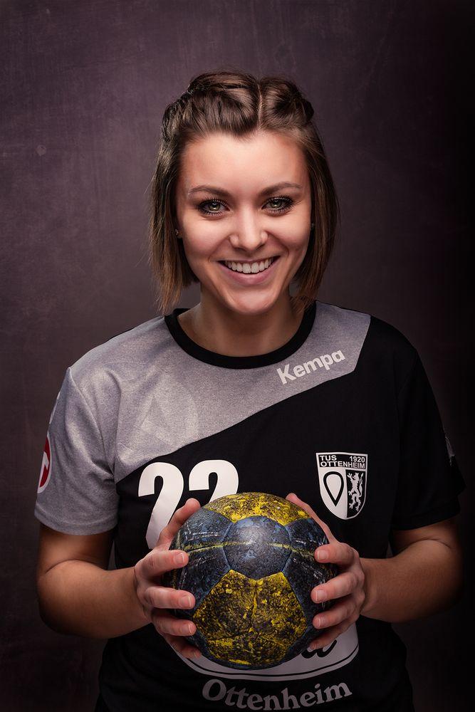 Handball von seiner schönsten Seite - Lisa
