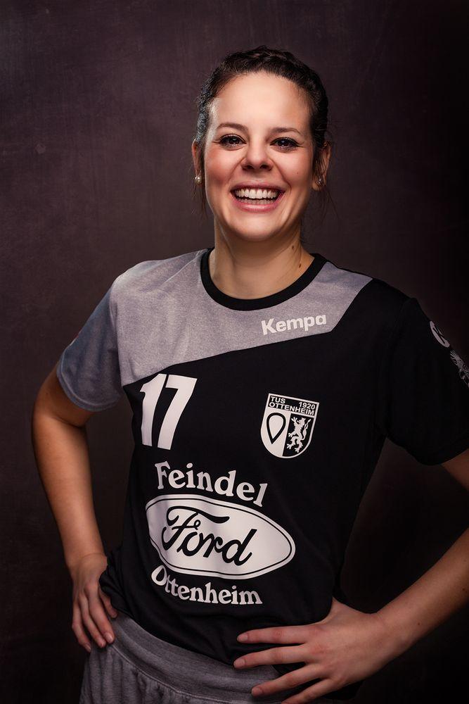 Handball von seiner schönsten Seite - Vanessa