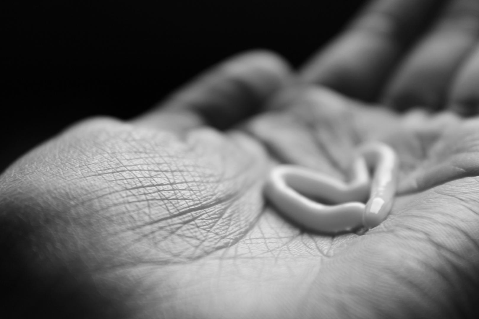 Handcreme-Herz