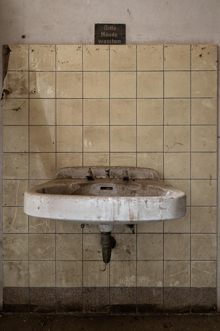 Handhygiene...