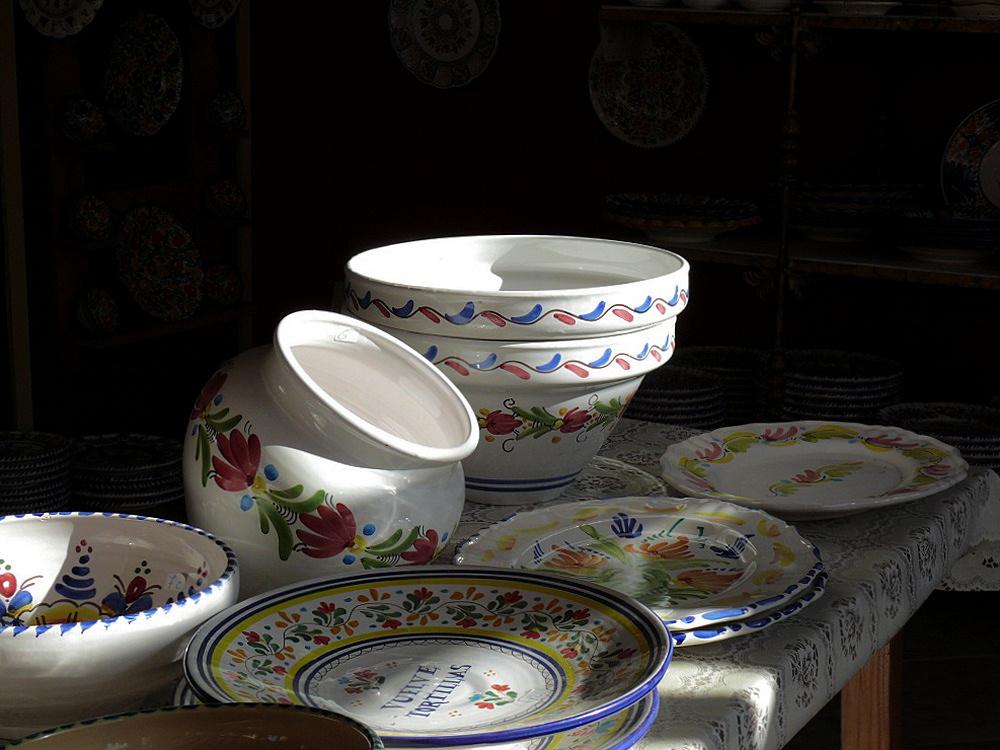 Handmade ceramics from Gran Canaria