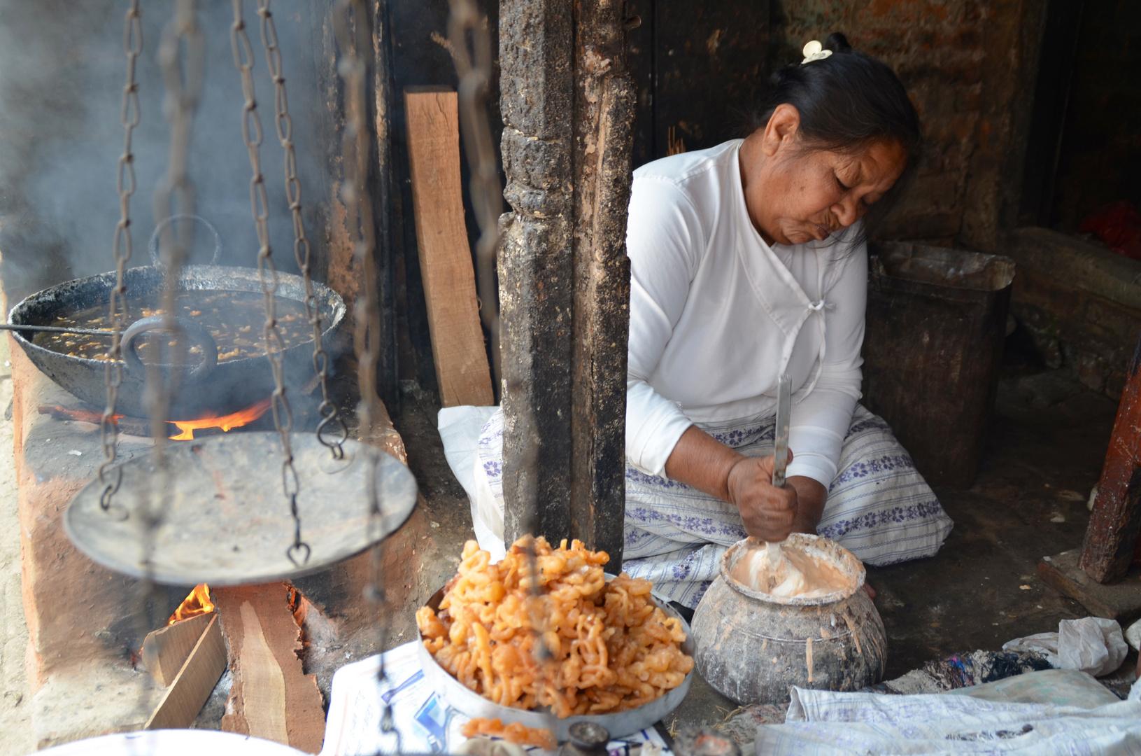 Handmade Nepali Food