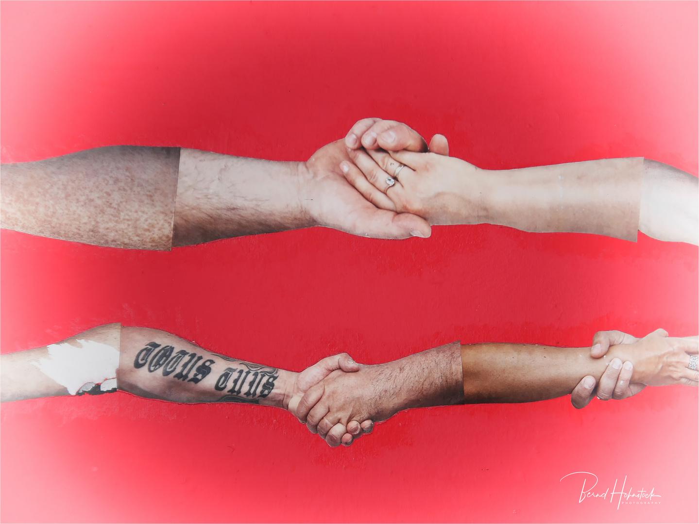 Hands ....