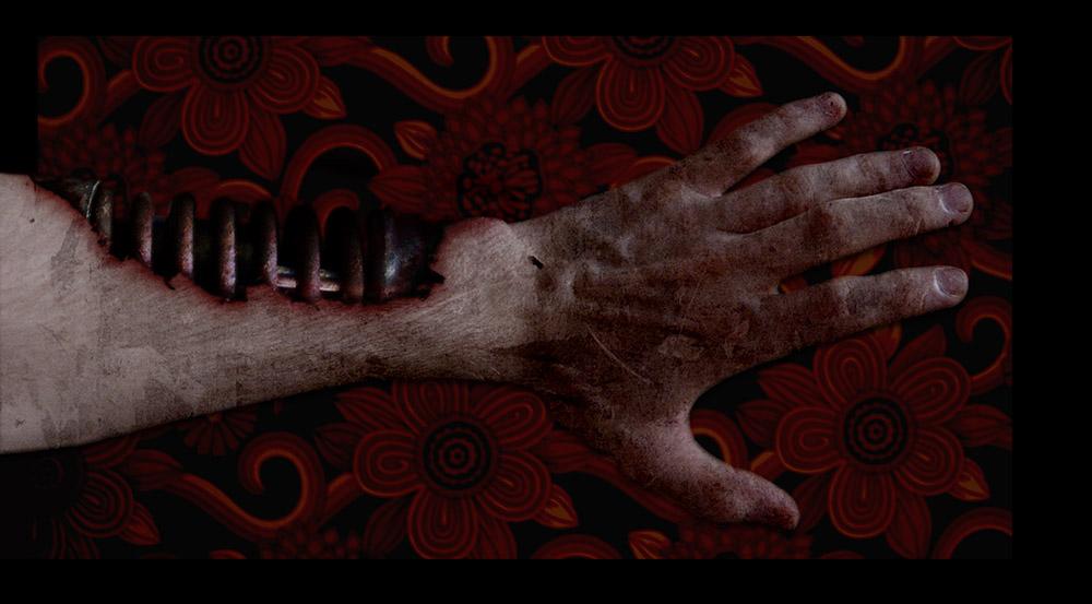 Handschraube