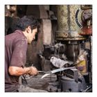 Handwerker in Kashgar - 02