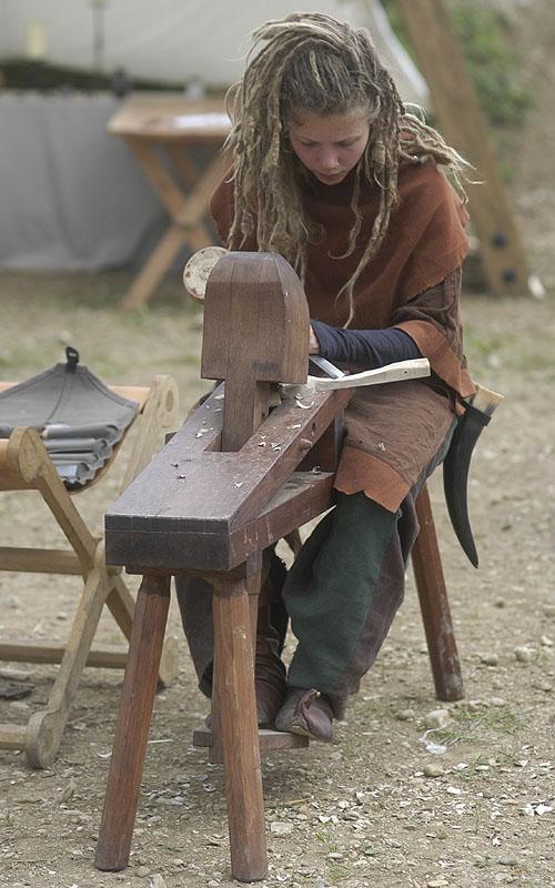 Handwerkerin