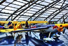 Hangar 7 The Flying Bulls