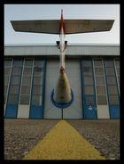 Hangar zu kurz oder Flieger zu lang?