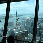 Hanging around the tower