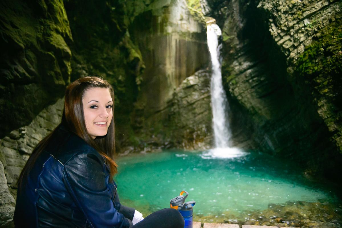 Hangover waterfalls