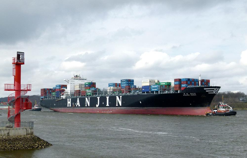 Hanjin China