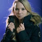 Hanna - Wintershooting