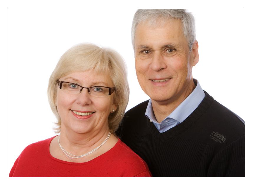 Hanne und Bernd