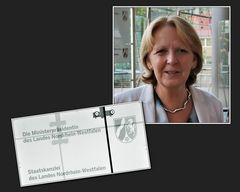 Hannelore Kraft – neu im Amt