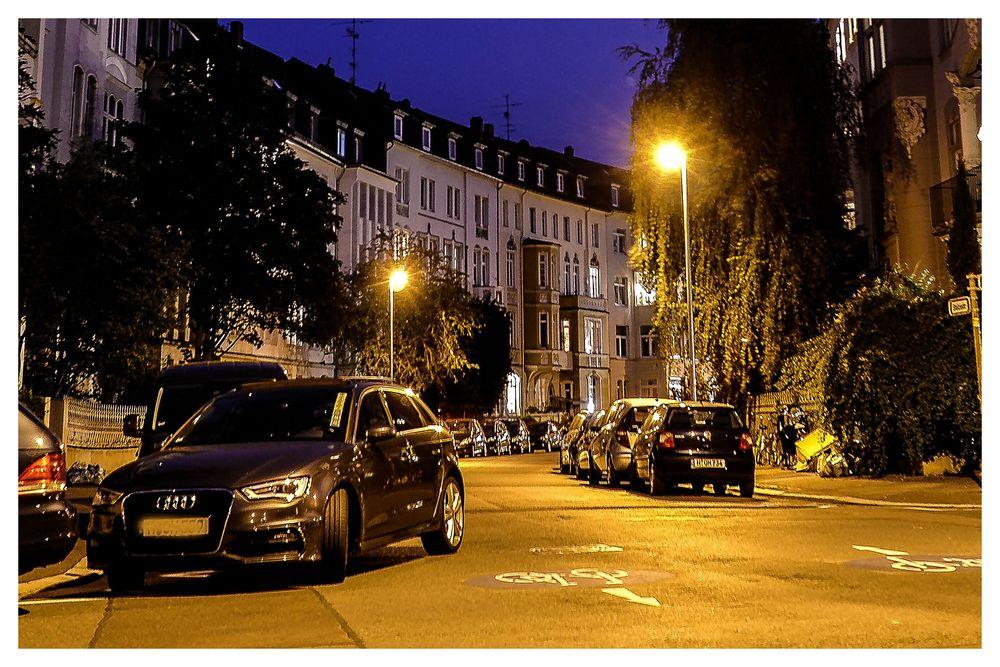 Hannover - Abendstimmung in der Südstadt