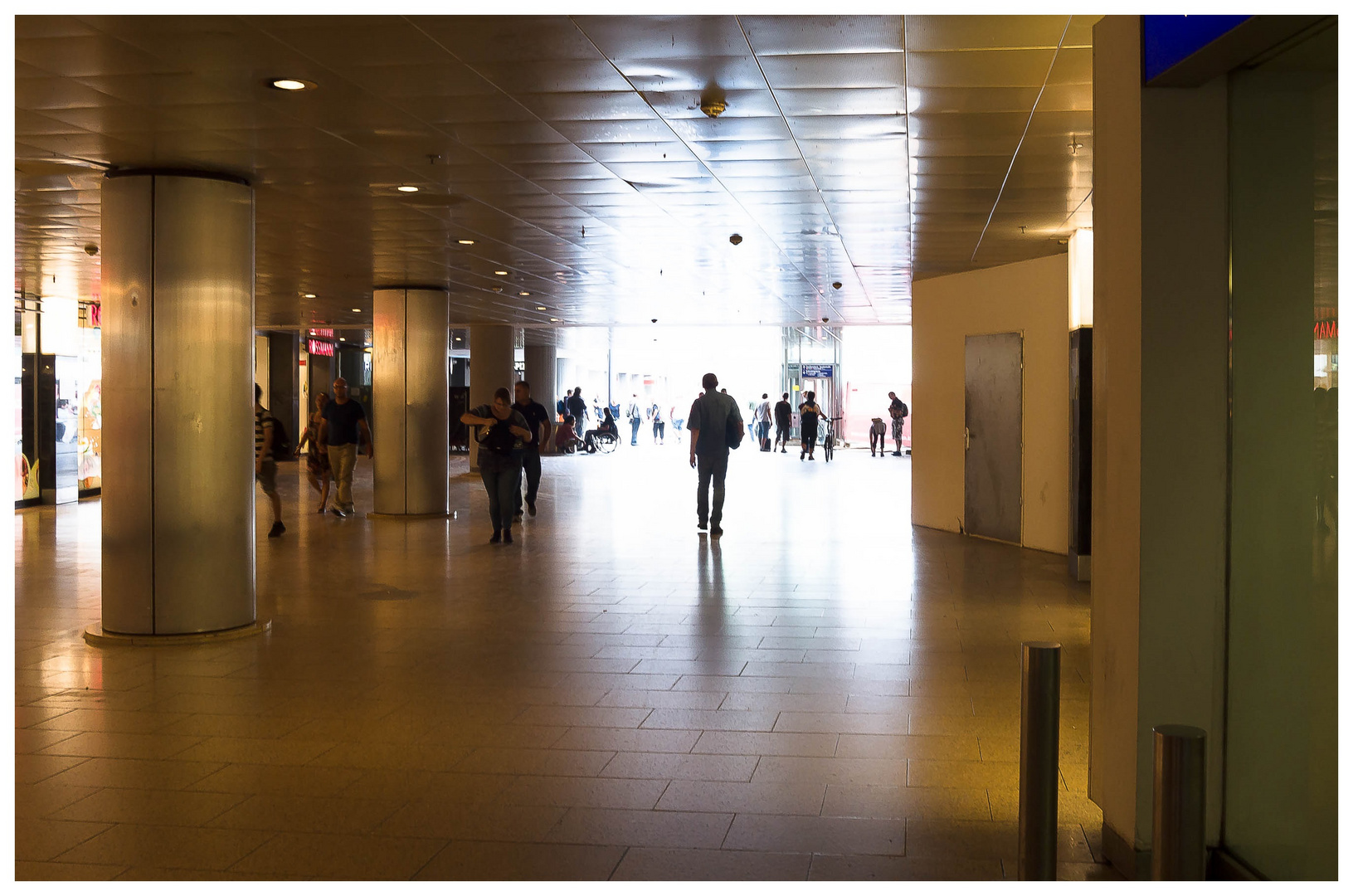 Hannover Bahnhof