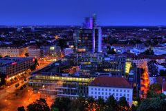 Hannover bei Nacht   2