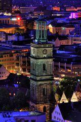 Hannover bei Nacht   3