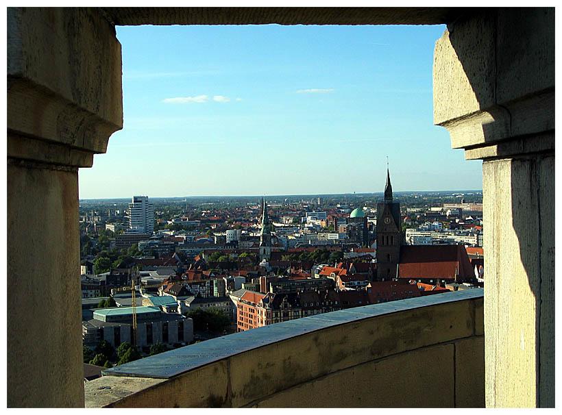 Hannover bleibt im Rahmen
