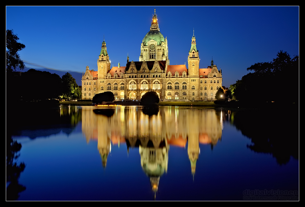 Hannover City Hall /2.