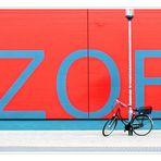 Hannover, die Zweite - Einsames Fahrrad