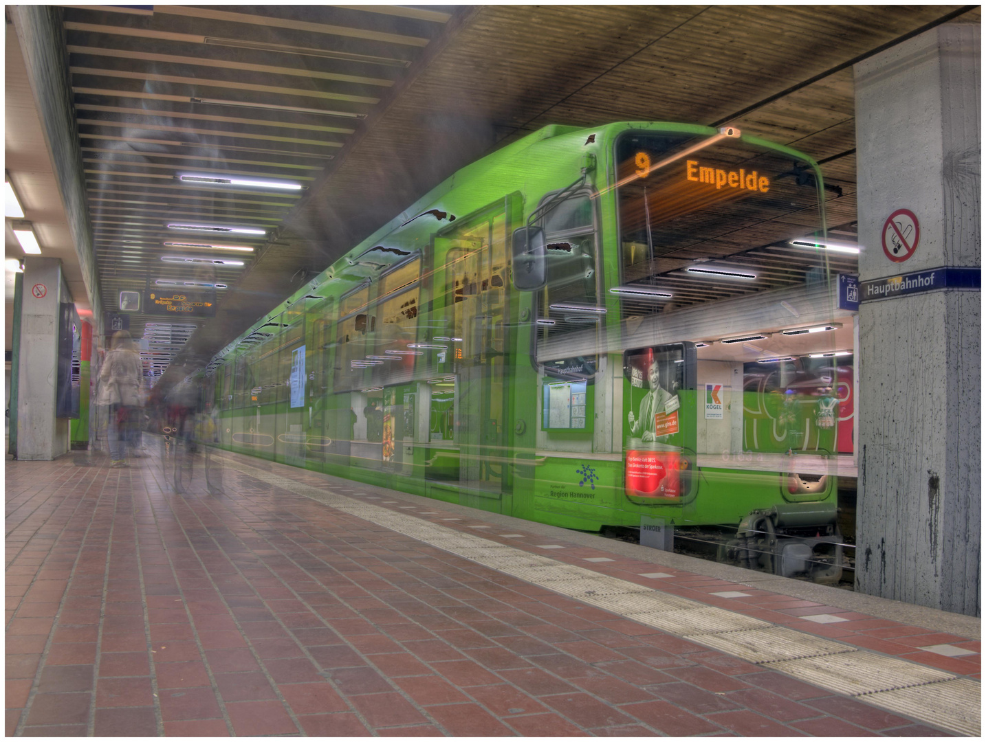 Hannover - Empelde