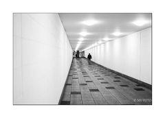 Hannover - Fußgängertunnel zum Raschplatz