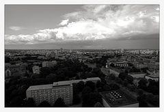 Hannover nach dem Wolkenbruch