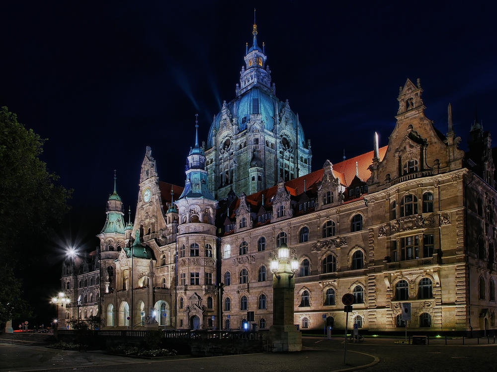 hannover neues rathaus mal anders