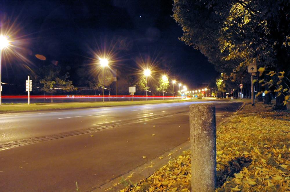 Hannover - Night -Langzeitbelichtung