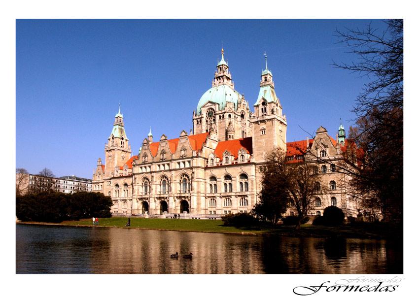 Hannover - Rathaus III