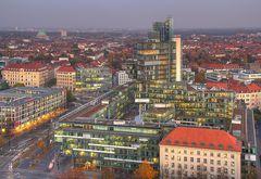 Hannover - vom Rathaus #1