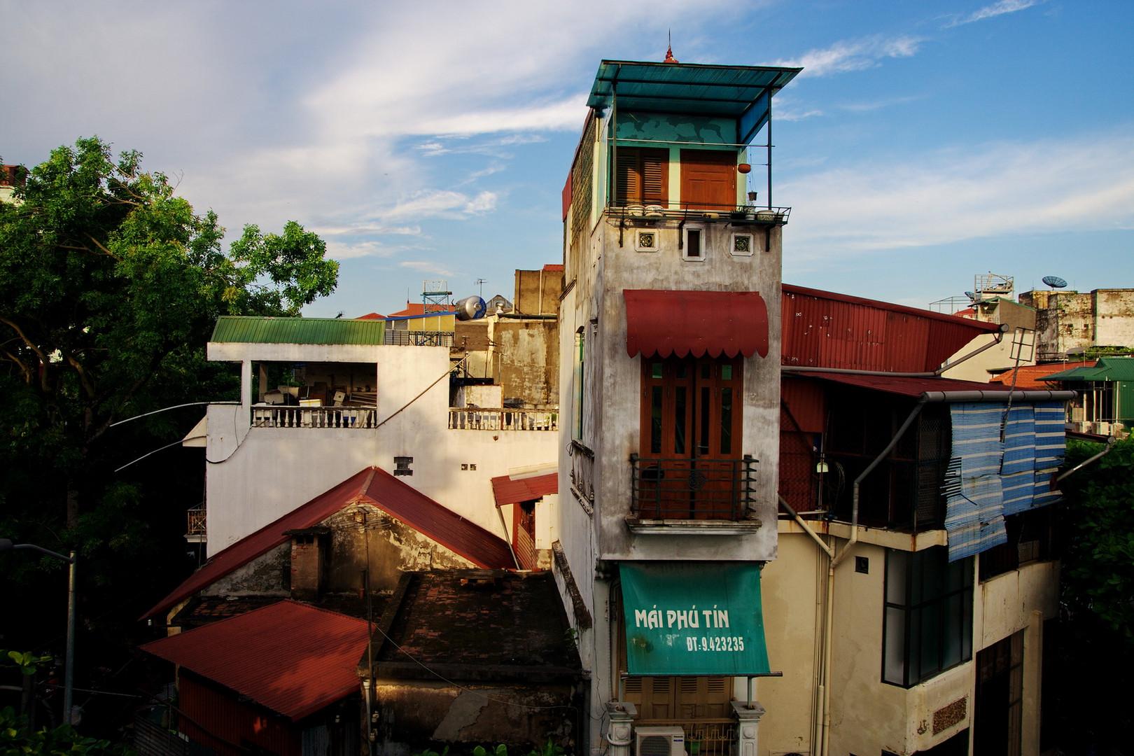 Hanoi Altstadt Foto Bild