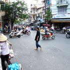 Hanoi am Nachmittag