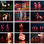 Hanoi - Szenen aus dem Wasserpuppenbalett