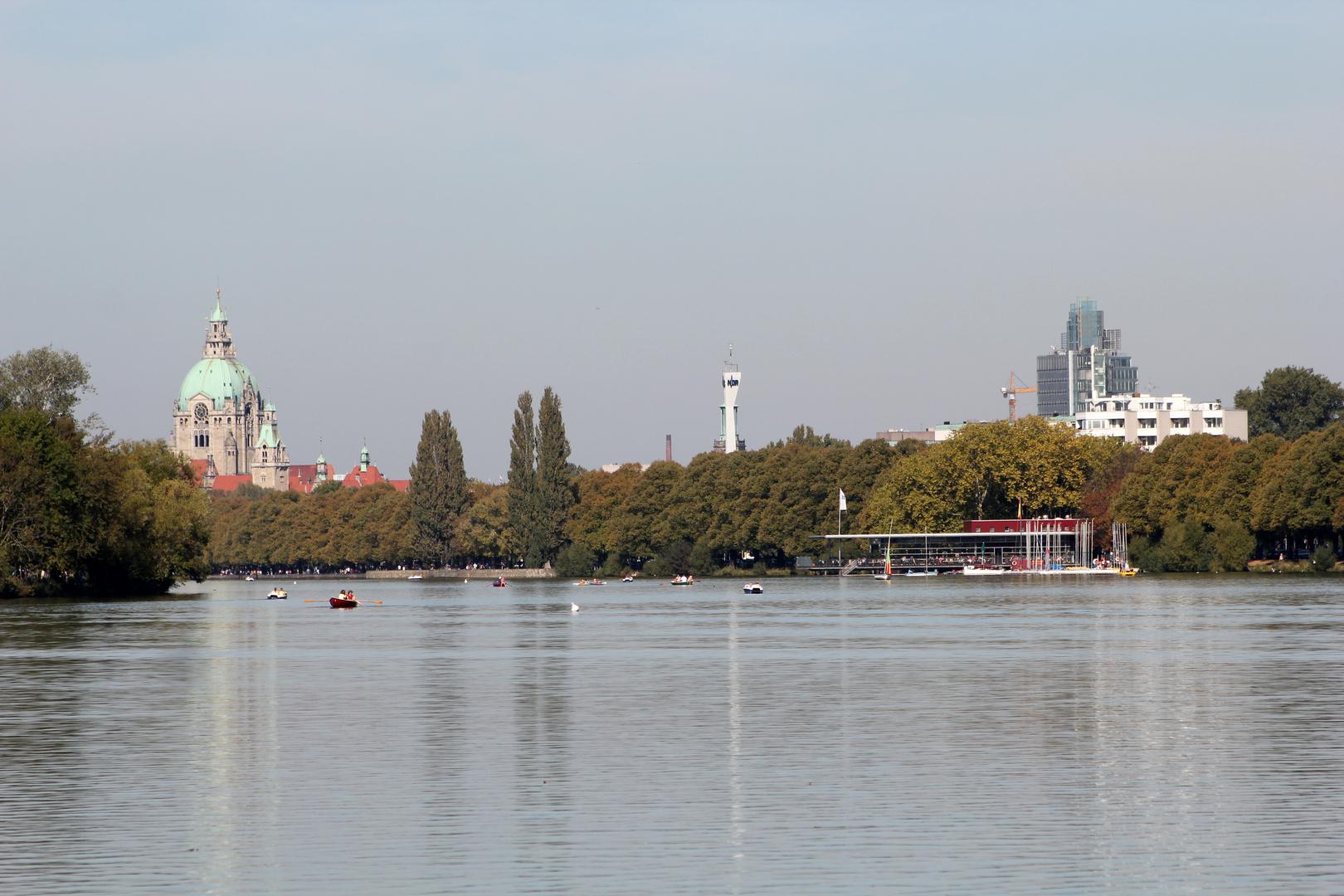 Hanover Skyline