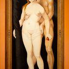 Hans Baldung Grien: Adam und Eva (1531)