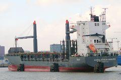 Hansa  Augustenburg   -   Containerschiff